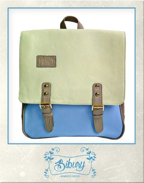 Backpack en colores pasteles!!!