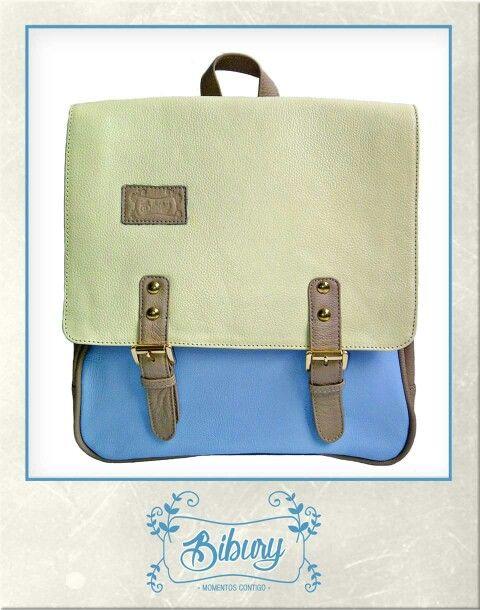 Backpack en colores pasteles!!!