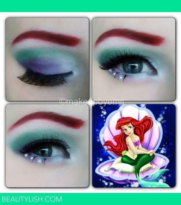 AMAZING Disney Inspired Makeup - Be Prepared
