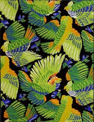 textile design  gouache on paper by Raoul Dufy for Bianchini Ferier( a French textile manufacturer in Lyon)