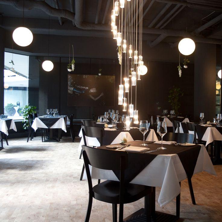 Kreative Küche in stylischem Ambiente im Restaurant Glass in Charlottenburg