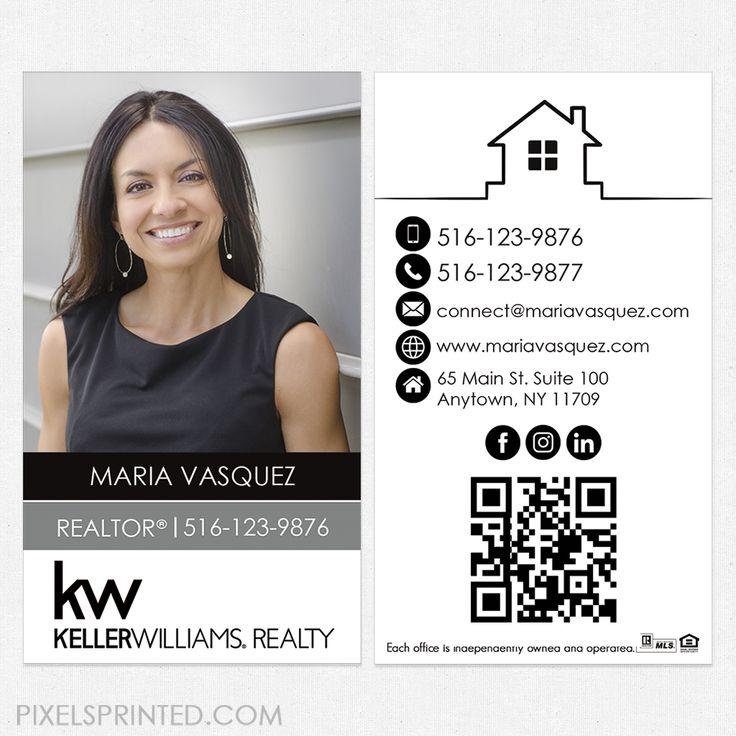 27 best business card images on Pinterest | Real estate business ...