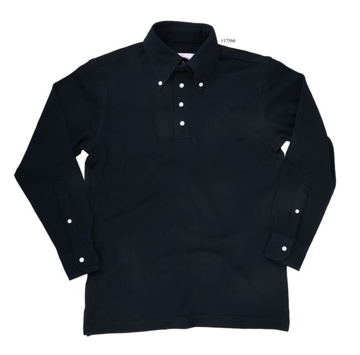 Made out of finest quality of fabric Plain Navy Soft Pique pullover shirt from Luxire lends a classic finish and the colour that fits the bill, with the exclusive collar style enhancing its persona: http://custom.luxire.com/products/tpr-pique-navy-knit-tpr_016_navy_pq Features: Button down collar and 1-button cuffs.