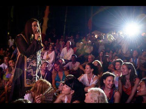 Toni Childs One World Stage Bali Spirit Festival 2015 - YouTube