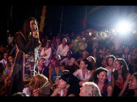Toni Childs One World Stage Bali Spirit Festival 2015 - YouTube