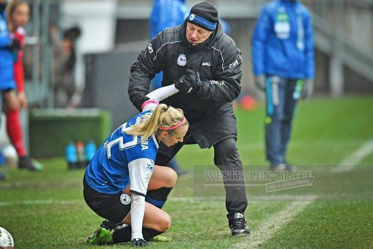 FOTOSTRECKE - Bielefeld: (15) DFB-Pokal, Achtelfinale: DSC Arminia Frauen vs. Turbine Potsdam (1:2)