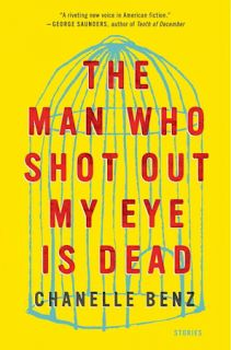 Canadian Bookworm: The Man Who Shot Out My Eye Is Dead