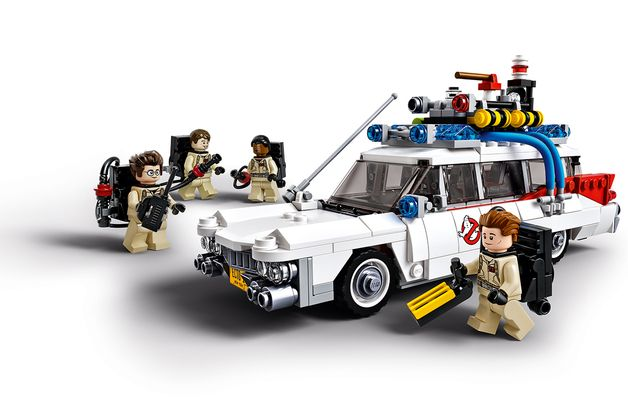 Lego Ghostbusters price and release date revealed, cheaper than Lego Simpsons.