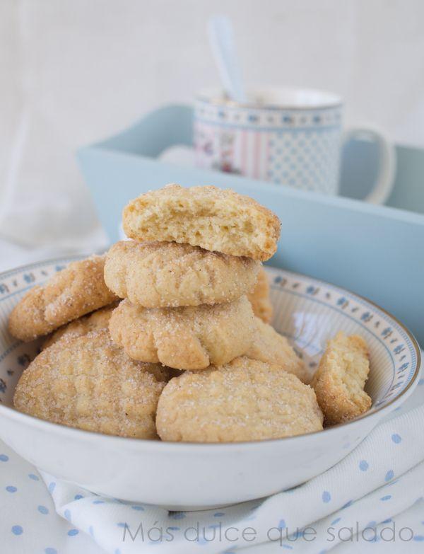 Más dulce que salado: Galletas 3,2,1