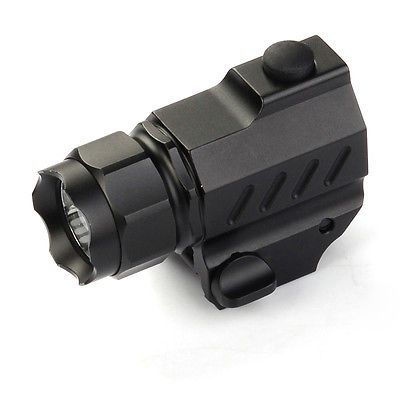 TrustFire-G01-CREE-XP-G-R5-LED-Tactical-Flashlight-Torch-for-Handgun-Gun-Pistol