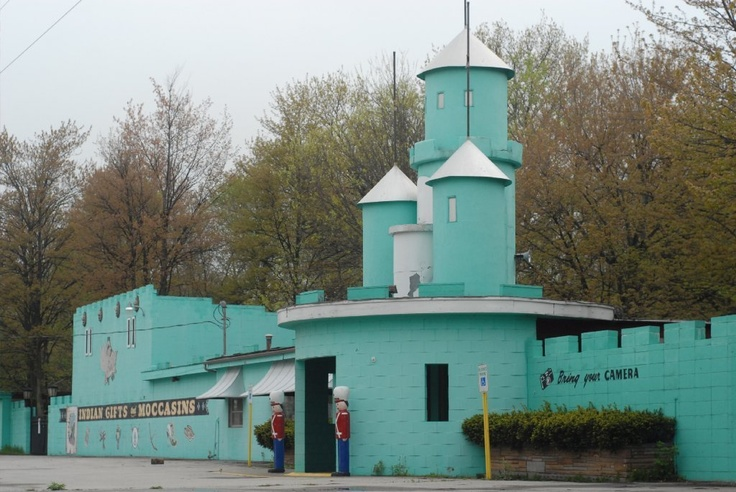 Deer Acres Storybook Amusement Park in Pinconning, MI. I remember this place as a kid being so  awesome.