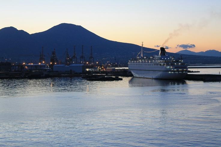 Fotografía: Sandra Poza-Palermo a Nápoles
