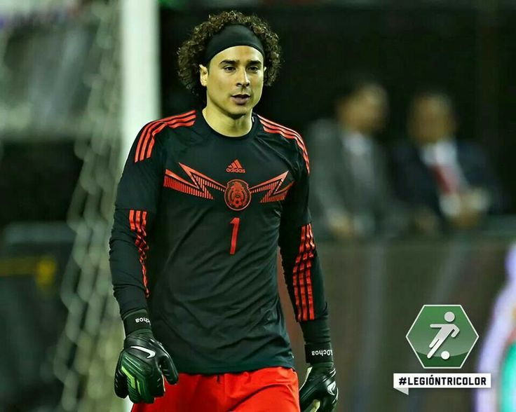 Guillermo Ochoa. such a great goalie with amazing hair