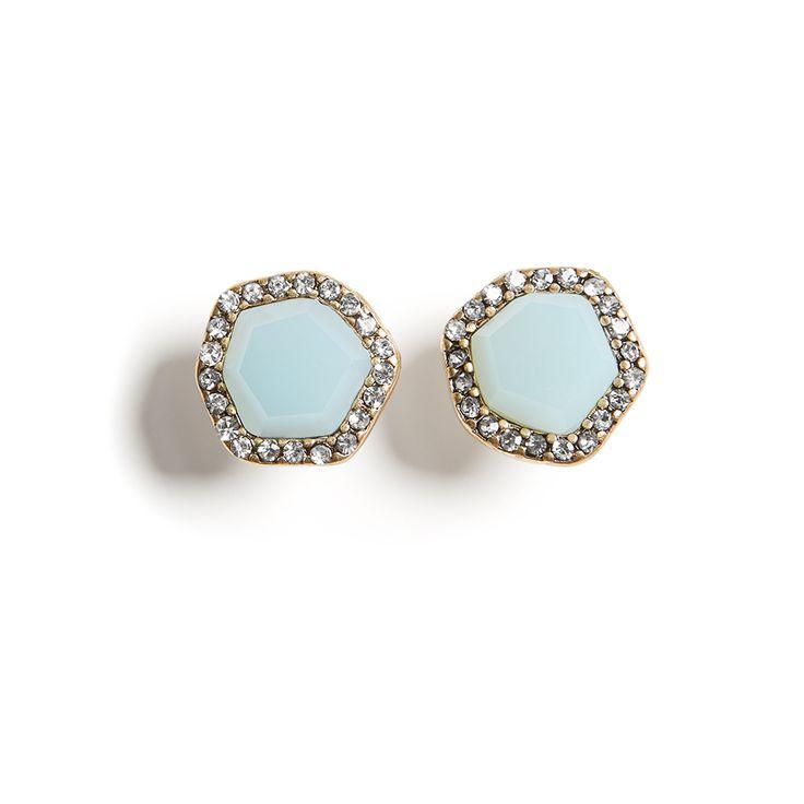 buy jewellery online Stitch Fix   Judis Crystal Gem Earrings