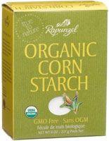 Rapunzel Pure Organic Corn Starch  Vitacost