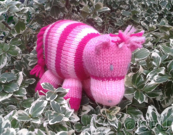 We couldn't find a muddy puddle to snap Hatty Hippo in, but she looks happy enough eating the leaves smile emoticon  Dawn has just one more Noah's Ark Toy to make before we get the full set.  Free pattern available to download from the Sirdar website or our Baby Bamboo DK web page.