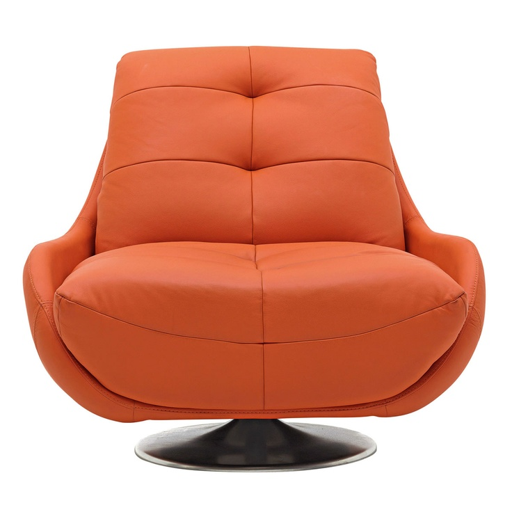 Amore Swivel Accent Chair from Domayne