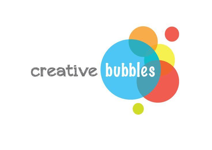 Creative Bubbles logo (coloured)