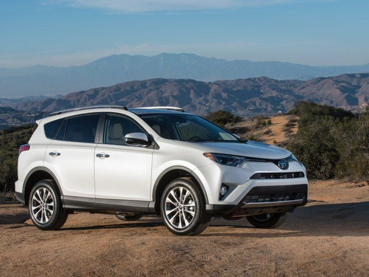 2016 Toyota RAV4 and Toyota RAV4 Hybrid First Drive and Review | Autobytel.com