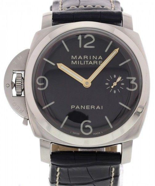 Panerai Marina Militare H0713/1000 Left Handed Watch