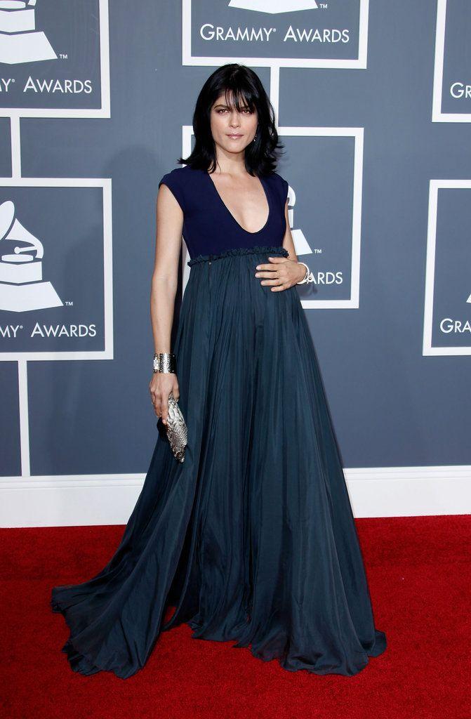 Maternity Red Carpet Dresses | Celebrity Pregnant Formal ...