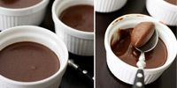 Παγωμένη+κρέμα+με+σοκοπάστα+σαν+παγωτό!