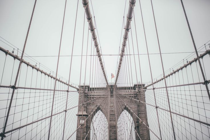 The Brooklyn Bridge is a must visit location when holidaying in NYC......