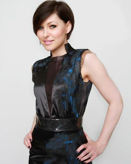 Emma Willis Big Brother Presenter