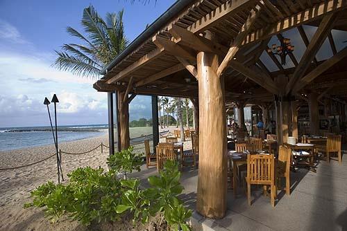 Turtle Bay Ola, a romantic restaurant by the sea - Oahu, Hawaii