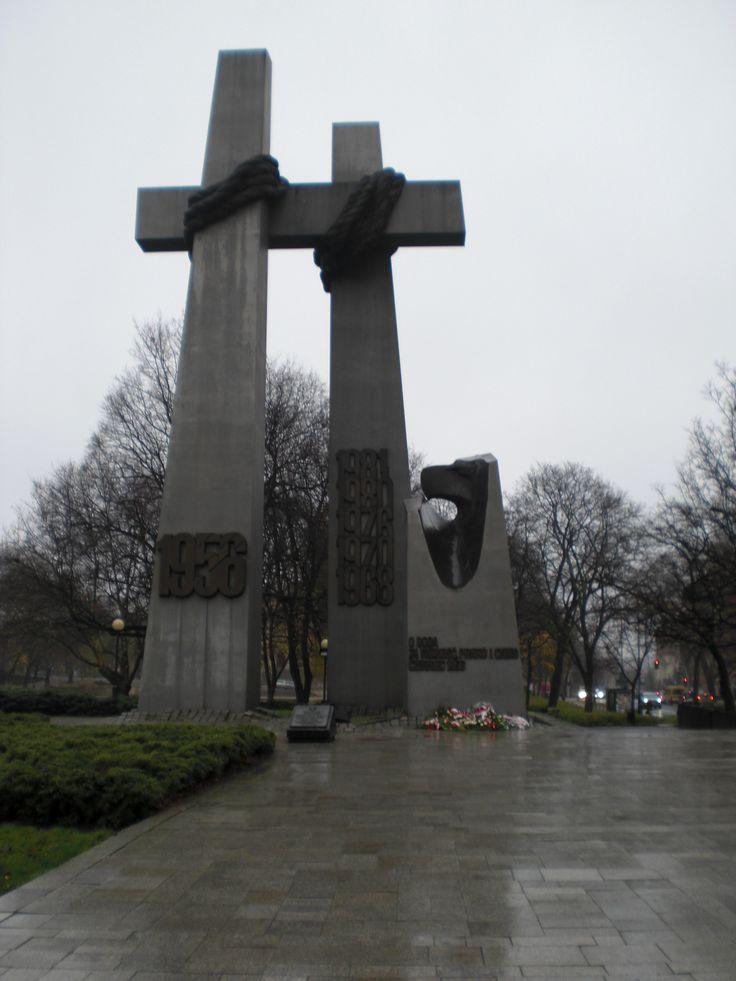#Poznan Cross