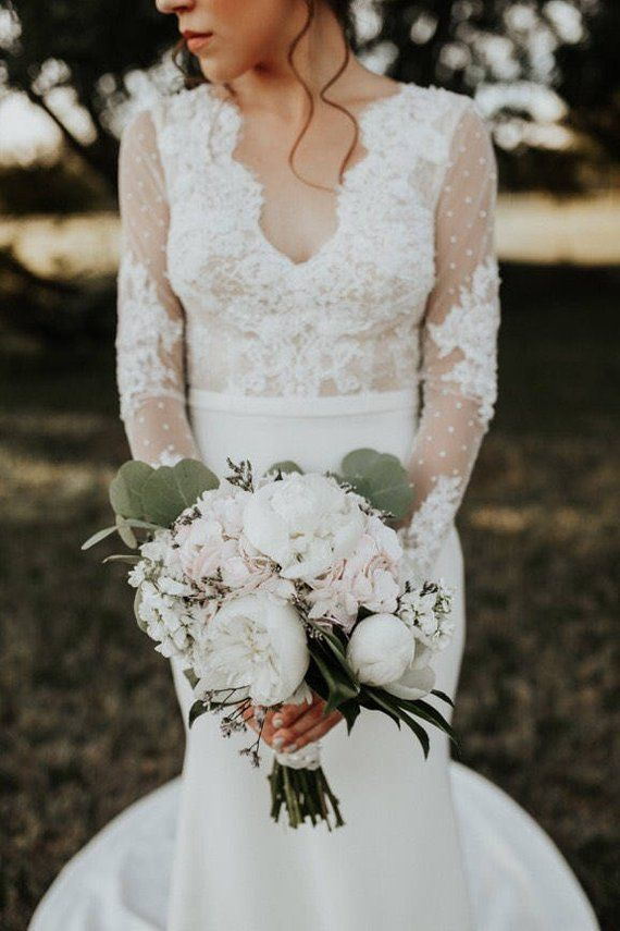 Pin On Wedding Dresses Perfect For A Mountain Wedding
