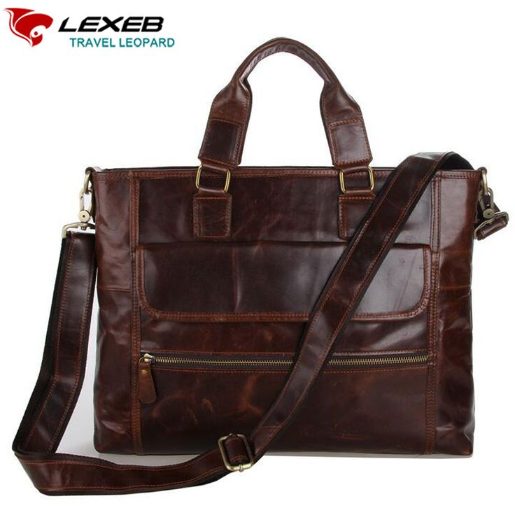 Find More Crossbody Bags Information about Lexeb Real Zipper 2016 Luxury Brand Designer Briefcase New Office Bags For Men Genuine Leather Shoulder High Quality Coffee ,High Quality bag brand,China bag brand designer Suppliers, Cheap bag designer from LEXEB Luggage & Bags Co.,Ltd Store on Aliexpress.com