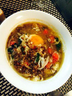 レンズ豆スープ by Aska_D [クックパッド] 簡単おいしいみんなのレシピが248万品