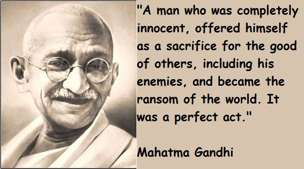 Good Morning Quotes By Mahatma Gandhi : Best images about gandhi and his famous quotes on
