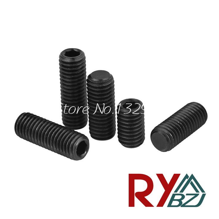 $4.50 (Buy here: https://alitems.com/g/1e8d114494ebda23ff8b16525dc3e8/?i=5&ulp=https%3A%2F%2Fwww.aliexpress.com%2Fitem%2FM3-10-Hexagon-socket-set-screws-grub-screw-cup-point-alloy-steel-grade-12-9-Grade%2F1931981235.html ) 100pcs/lot  M3 M4 M5 M6 M8 *L  DIN913 Hexagon socket set screws grub screw cup point alloy steel grade 12.9 for just $4.50