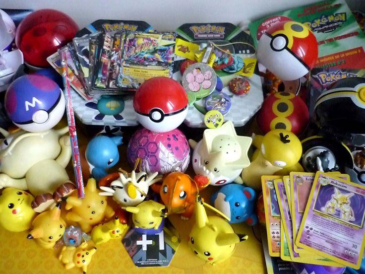 Enorme Retour de Brocante Pokemon n°5 ! Wizards, EX, Jouets...