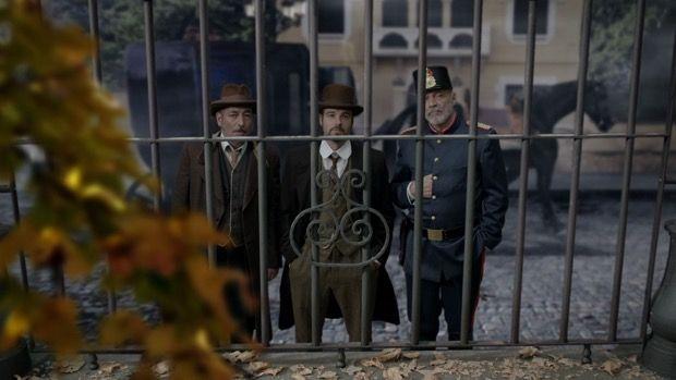 """""""Victor Ros"""", la prima puntata del 23 dicembre"""