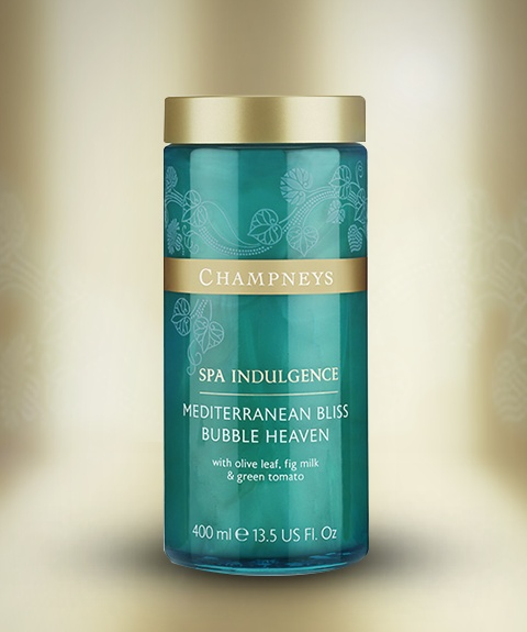 "Staying in? Escape to the Mediterranean with our Champneys Spa Indulgence Mediterranean Bliss Bubble Heaven. Can we say ""Ooo La La""?  http://www.shopbootsusa.com/product/13761"