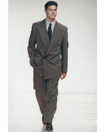 Style Evolution: The Armani Suit Photos | GQ