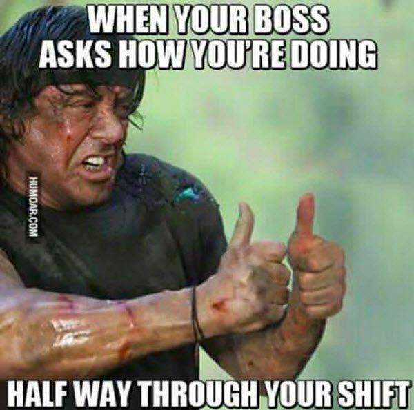 nurse humor shift