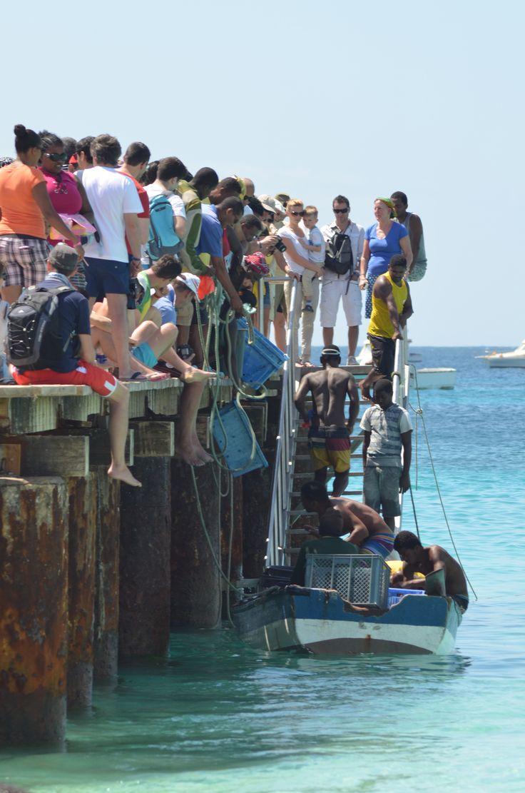 Cabo Verde Sal, Santa Maria pier www.capeverdeinformation.com