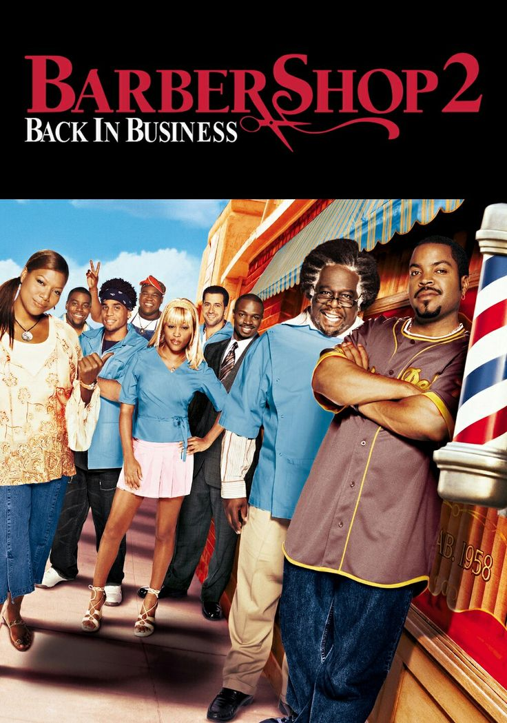 Watch Barbershop Back in Business HD Streaming