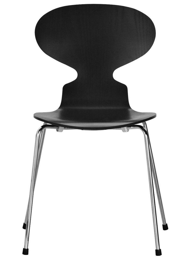 Chaise Fourmi - Designer : Arne Jacobsen