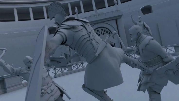 mocap reel on Vimeo