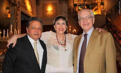 ♥ Bela Cerimônia no Palacete Julieta de Serpa elegeu os novos Embaixadores de Turismo do Rio de Janeiro ♥  http://paulabarrozo.blogspot.com.br/2015/06/bela-cerimonia-no-palacete-julieta-de.html