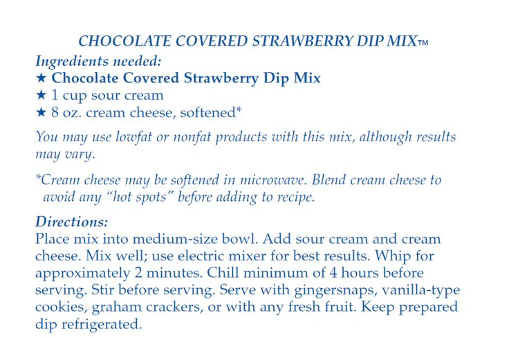 how to carry strawberry dip chocolate