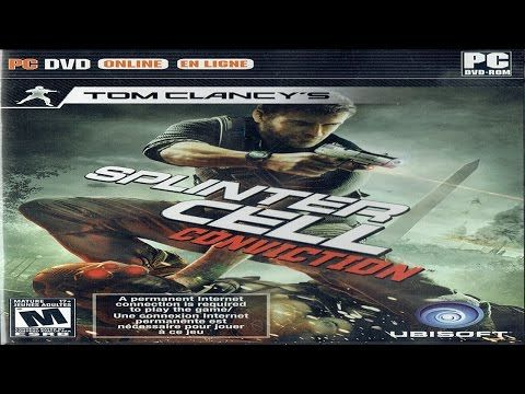 Tom Clancy's Splinter Cell Conviction Windows 7 Gameplay (Ubisoft 2000) (HD) - YouTube