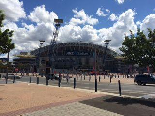 Sydney's ANZ Stadium: | -- Dasapta Erwin Irawan --