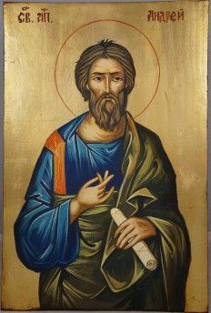 25+ best ideas about Andrew the apostle on Pinterest | Jesus calls ...