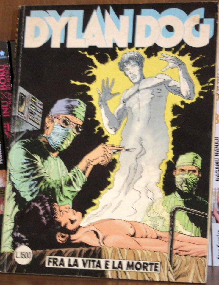 Dylan Dog 14 originale prima edizione